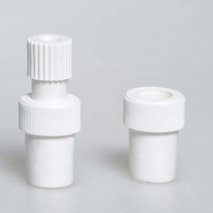 Double-adaptateur-canule-d'aspiratopn