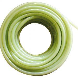 Tubulure-d'aspiration-silicone-vert-translucide